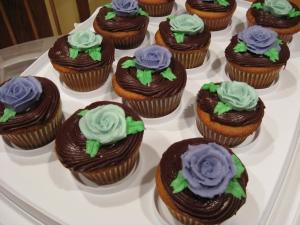 Cupcakes 8-27-09