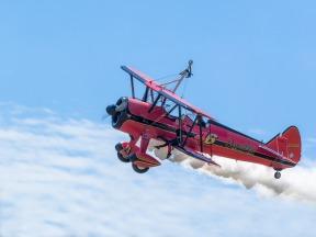 Wing Walker Plane