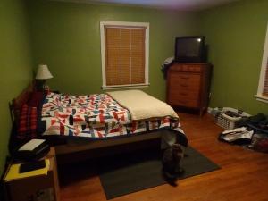 Master Bedroom Setup