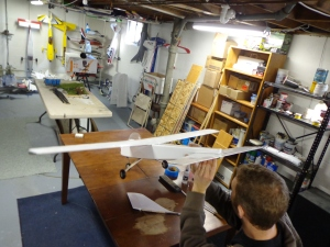 Gluing the Stabilizer