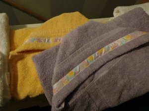 Katie's Baby Towels