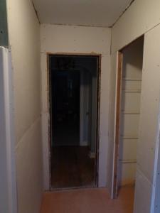 Bathroom Door 5-18-13