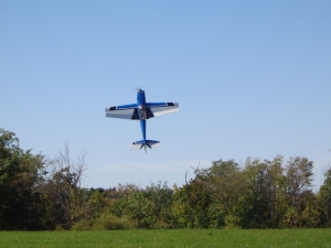 Fun Fly - Bill Hovering 2