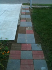 Sidewalk Finished 1