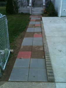 Sidewalk Finished 2