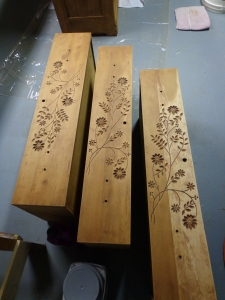 Dresser drawers 11-11-13