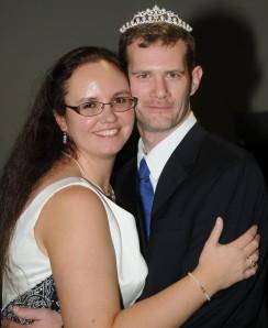 Mr and Mrs Hot Stuff