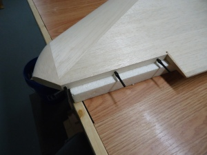 A4 Aileron Hinges