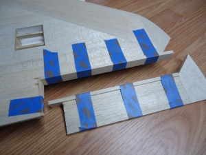 A4 Ailerons Removed