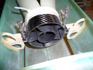 A4 Glued Fan Mounts