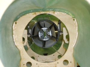 A4 Mounted Fan