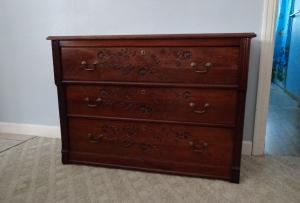 Refinished Dresser 2-1-14