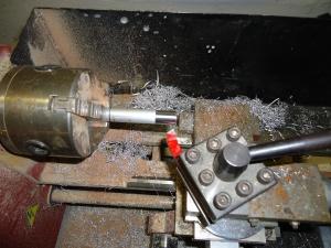 A4 Strut Milling