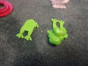 3D Printed Frog Blob