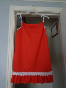 Dress #11 3-30-14