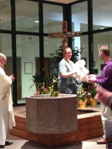 Kerry Baptism 11