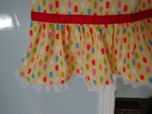 Dress #14 Hem
