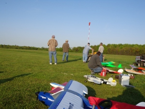 First Real Day of Flying 5-24-14