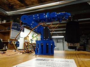 Robot Arm 2