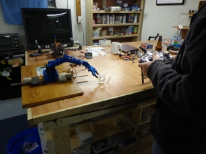 Robot Arm 4