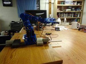 Robot Arm 5