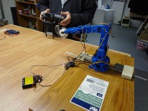 Robot Arm 6