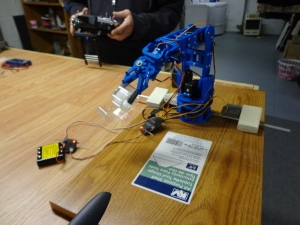 Robot Arm 7