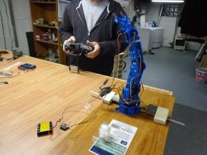 Robot Arm 8