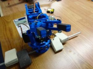 Robot Arm 9