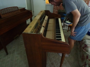 Piano Deconstruction 1