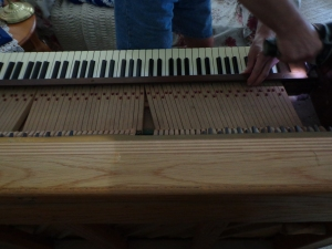 Piano Deconstruction 2