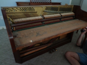 Piano Deconstruction 3
