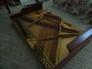 Piano Deconstruction 6