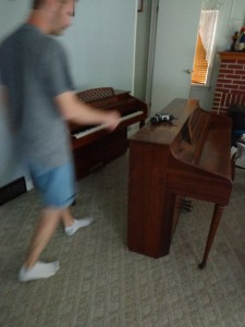 Piano Deconstruction Crew