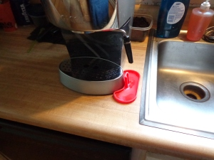 3D Printed Drip Tray
