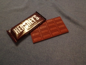 Hershey Bar 2
