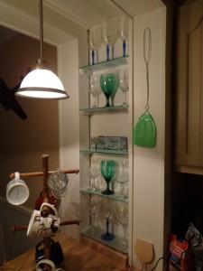 Stemware Shelves 1