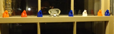 3D Printed Cat Herd