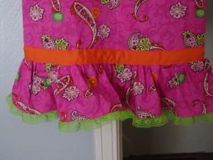 Dress #17 Detail