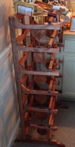 CNC Wine Rack 2