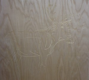 CNC Router - Moose