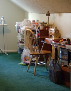 My Creative Space - Sewing