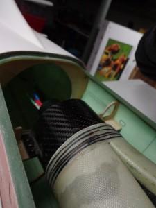 A-4 Carbon fiber Fan