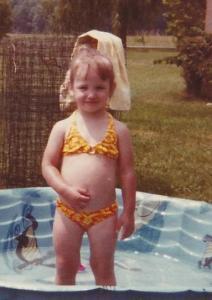 Bikini Babe 1982