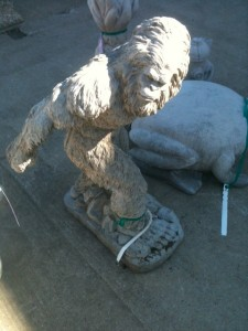 Concrete BigFoot