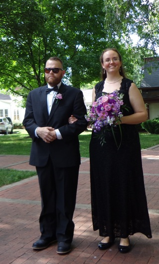 Best Man and Matron of Honor