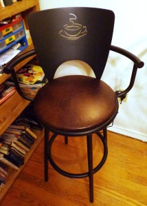 Chair Seat - 12