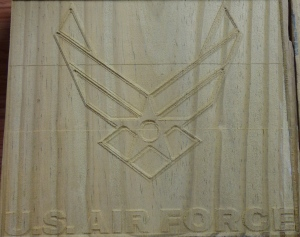 CNC Router - Air Force