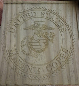 CNC Router - Marine Corps