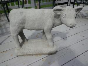 Concrete Calf 1